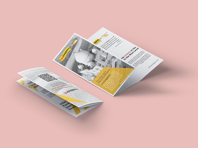 Exclusive Trifold Critical Print Preview