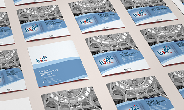 Exhibition Layout Preview of Brochure