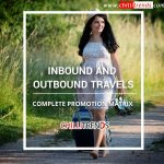 We have complete Promotion Matrix For :- TOUR OPERATORS, TRAVEL AGENTS, HOTELS, MICE AND TRAVEL BRANDS Looking for Inbound and Outbound Traveller Leads. Matrix includes - Focussed organic ranks and Paid Campaigns, Generating site traffic through Highly exclusive tested database for mailers, SMS campaigns and SMM. We not only work towards lead generation but make sure that the leads are converted. Visit - www.chillitrends.com or send your queries @ chilli@chillitrends.com