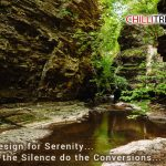 We Design for Serenity.. & Let the Silence do the Conversions... #Chillitrends