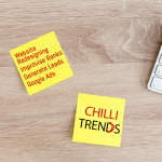 Still looking for high-end WEB solution provider? Well your search may end here. Call us today @ 01149052909, to let us explain as how ChilliTrends could be centre of your universe. Websites That Works For You Rank Improvisations Google Adwords Bing and Yahoo Ads Display Advertisement Check our profile @ www.chillitrends.com